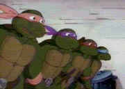 Die Ninja Turtles